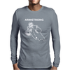 Louis Armstrong Mens Long Sleeve T-Shirt
