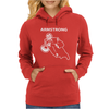 Louis Armstrong Womens Hoodie