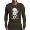 Louis de Funes Mens Long Sleeve T-Shirt