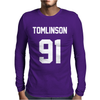 Louis Tomlinson Mens Long Sleeve T-Shirt