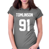 Louis Tomlinson Womens Fitted T-Shirt