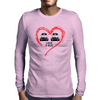 Love A Bug Mens Long Sleeve T-Shirt
