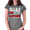 Love affair Womens Fitted T-Shirt