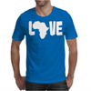 Love Africa Mens T-Shirt