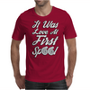 Love at First Spool Mens T-Shirt