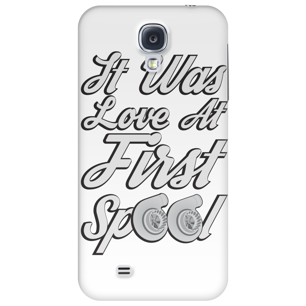 Love at First Spool Phone Case