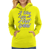 Love at First Spool Womens Hoodie