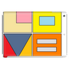 love blocks Tablet (horizontal)