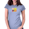 love blocks Womens Fitted T-Shirt
