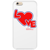 Love By Essence of Heart Phone Case