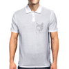 love cat Mens Polo