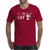 love cat Mens T-Shirt