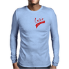 L.O.V.E Exclusive (Red) Mens Long Sleeve T-Shirt