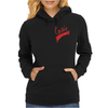 L.O.V.E Exclusive (Red) Womens Hoodie