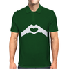 Love Hands Mens Polo