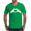 Love Hands Mens T-Shirt