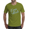 Love & Hate Mens T-Shirt