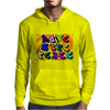 Love Hope Peace Mens Hoodie