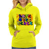 Love Hope Peace Womens Hoodie
