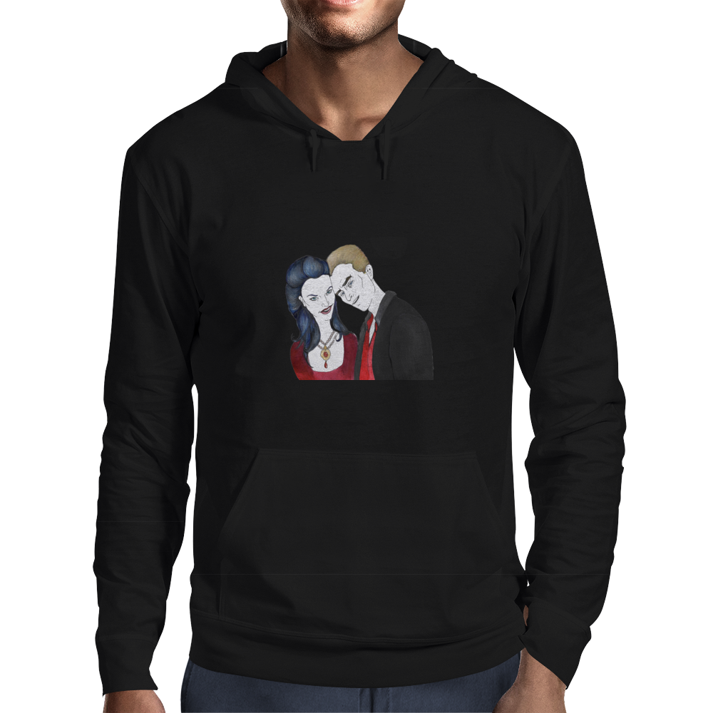 Love is Blood Mens Hoodie