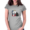 Love is Blood Womens Fitted T-Shirt