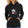 Love is Blood Womens Hoodie