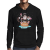 love it ghibli studio Mens Hoodie