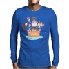 love it ghibli studio Mens Long Sleeve T-Shirt