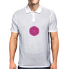 Love. Joy. Harmony. Courage. Hope. Peace. Faith. Mens Polo