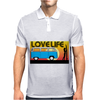 Love Life - Combi Surf Mens Polo