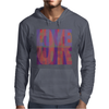 Love life, live more, or f**k off Mens Hoodie