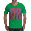 Love life, live more, or f**k off Mens T-Shirt