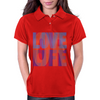 Love life, live more, or f**k off Womens Polo