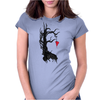 Love, like a tree Womens Fitted T-Shirt