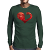 Love Mens Long Sleeve T-Shirt