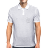 Love Mom - Elefanten Mama mit Kind Mens Polo