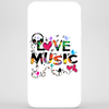 LOVE MUSIC Phone Case