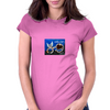 Love my Cat Womens Fitted T-Shirt