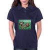 Love my Dog Womens Polo