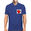 Love Notes Mens Polo
