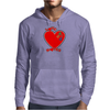 Love Notes Reboot Mens Hoodie