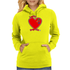 Love Notes Reboot Womens Hoodie