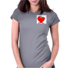 Love Notes Womens Fitted T-Shirt
