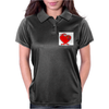 Love Notes Womens Polo