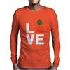 Love Pineapples Mens Long Sleeve T-Shirt