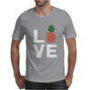 Love Pineapples Mens T-Shirt