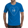Love Space Mens T-Shirt