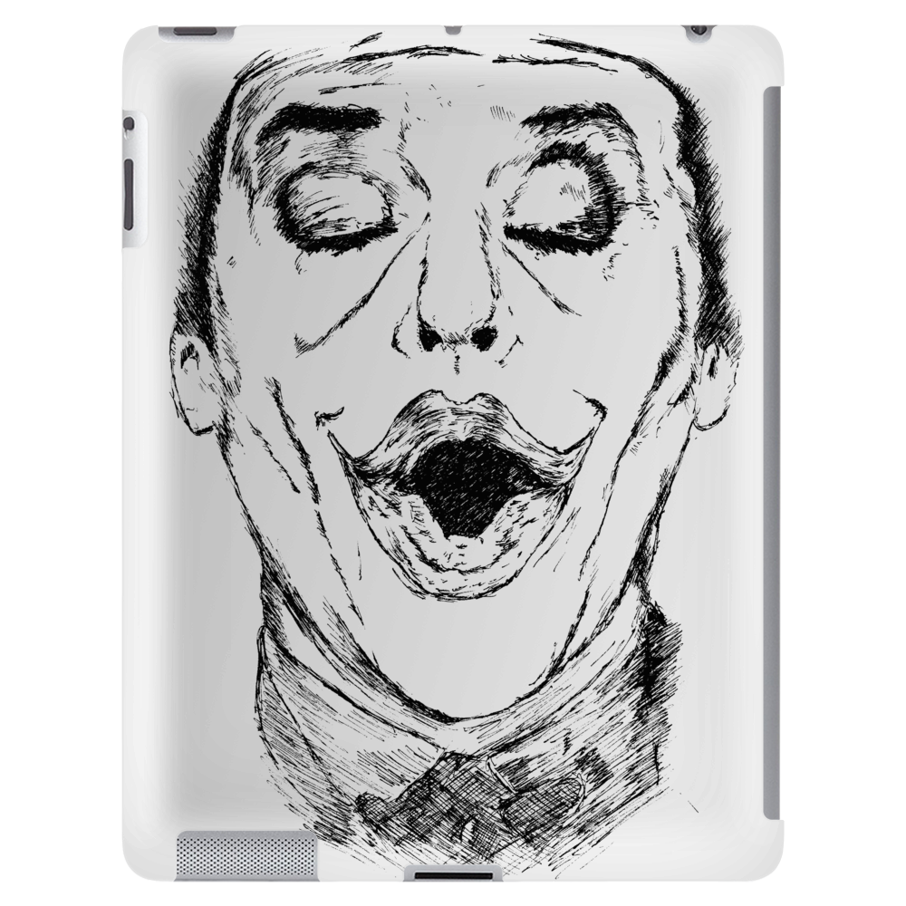 Love that JOKER art Tablet
