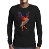 LOVE THY ENEMY Mens Long Sleeve T-Shirt