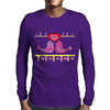 LOVEBIRDS Mens Long Sleeve T-Shirt